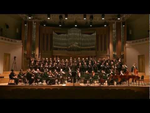 Brahms - Geistliches Lied (arr. Sir John Eliot Gardiner)