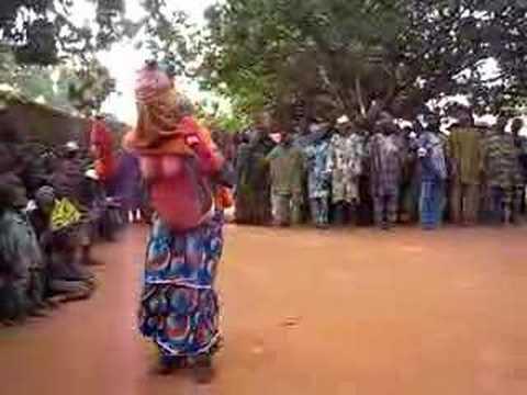 Gelede mask Togo Africa