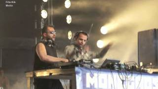 Micropoint : Live Monegros 2011