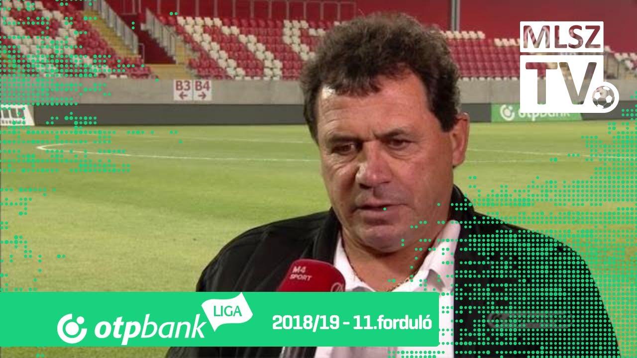 Edzői értékelések a Kisvárda Master Good  - Mezőkövesd Zsóry FC mérkőzésen