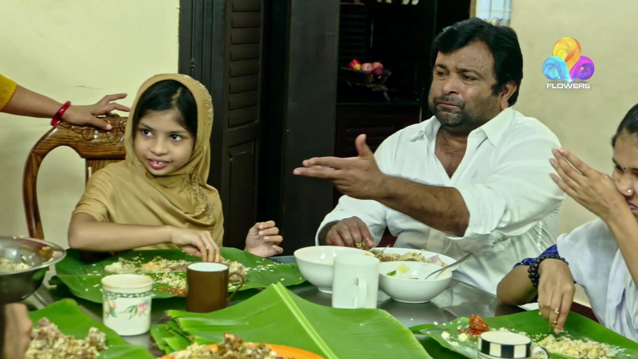 പെരുനാൾസ്നേഹവുമായി ബാലുവും കുടുംബവും... | Uppum Mulakum | Viral Cuts