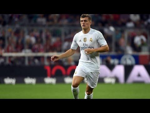 Toni Kroos 2015-16 | Real Madrid | Alan Football