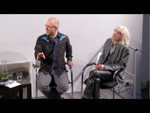 OSCILLATOR CURATORS TALK at SCIENCE GALLERY: Douglas Repetto and Stefan Hutzler