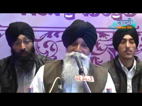 Bhai Surinder SinghJi Jodhpuri at G.SisganjSahib on 21 Jan 2017
