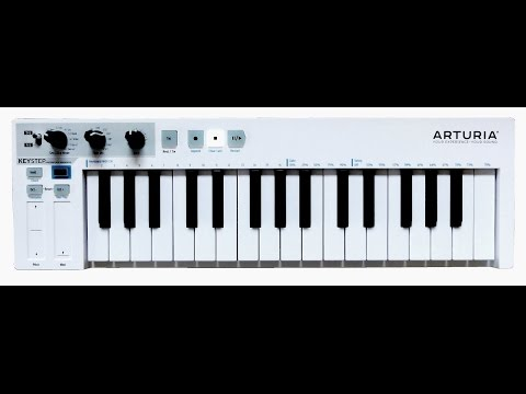 Arturia Keystep - Playing with the Step Sequencer