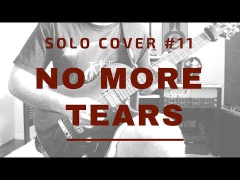 Solo Cover #11 - No More Tears (Ozzy Osbourne / Zakk Wylde)