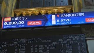 La tensión entre las economías de China y Estados Unidos define la jornada de la Bolsa española
