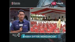 Wabah Difteri Mengancam, Kemenkes Lakukan Sosialisasi Di Sekolah - INews Pagi 11/12