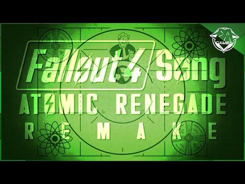 FALLOUT 4 SONG (Atomic Renegade) REMAKE - DAGames