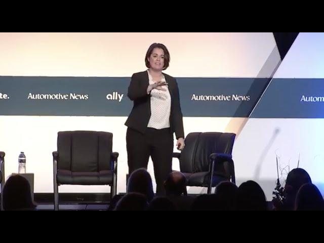 Nicole Malachowski: The Work Life Balance Myth