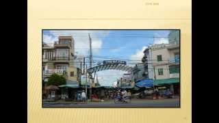 Về thăm Tây Ninh - Cẩm Ly với bản nhạc Nhành cây trứng cá