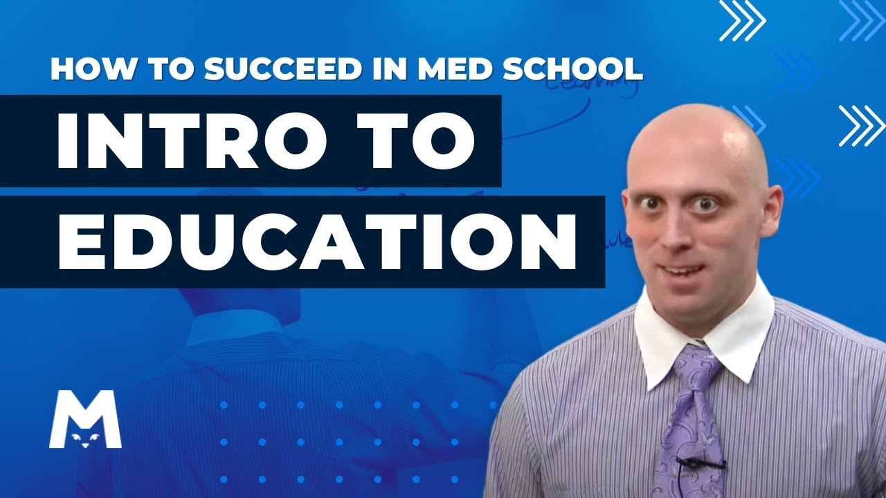 OnlineMedEd - Intro to Education