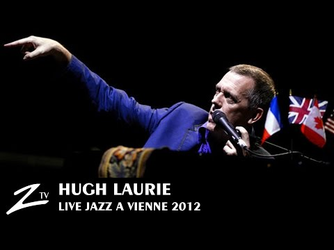 Hugh Laurie - You Don't Know My Mind, Yeah Yeah - LIVE HD