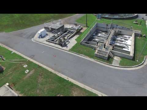 Fort Mill Waste Treatment Plant - Located Utilities Part 1 of 2 (8/23/2016)