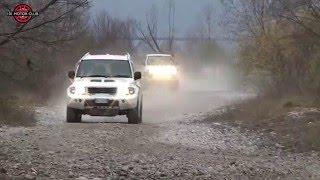 Off-Road Competition - Pajero Evo 300hp Vs Terrano