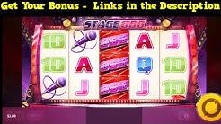 Stage 888 Slot Machine - FREE Casino Money - No Deposit Slots Bonuses