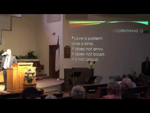 Education in the Image of God - Larry Burton - 10 04 2014