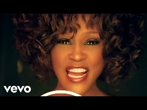 Whitney Houston - Million Dollar Bill (Official Video)