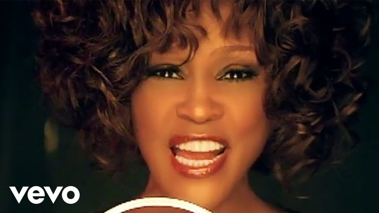 Whitney Houston Million Dollar Bill Official Music Video Youtube