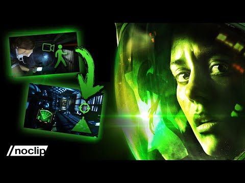 How Alien Isolation Survived its Difficult Development | Noclip
