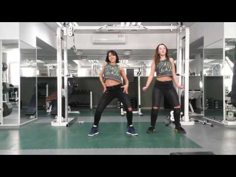 Sexy Dance -Criminal - Mario Morreti feat. Sonny Flame - Zumba®fitness with Ira