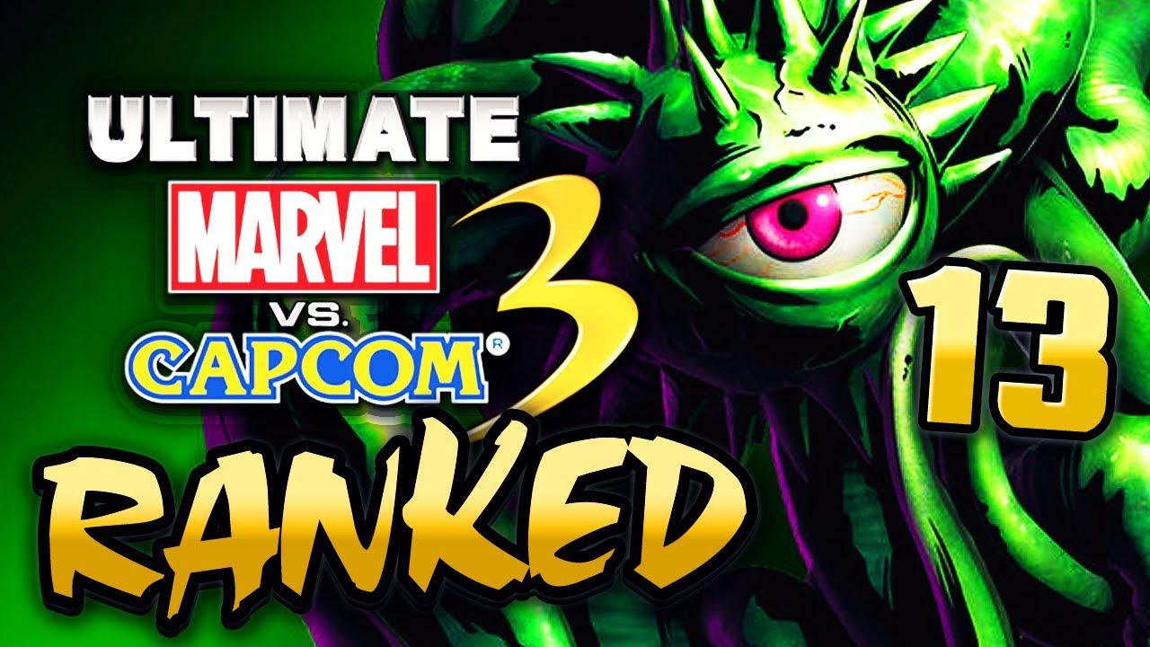 tentacle monster status - ep.13 | ultimate marvel vs. capcom 3