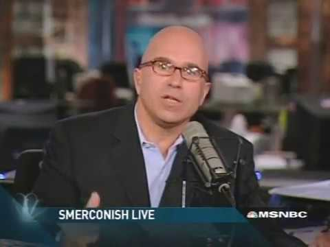 Michael Smerconish hosts MSNBC- Introduction & Interview with Jackie Mason, April 23, 2007