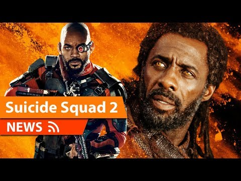 Idris Elba Replaces Will Smith as Deadshot in Suicide Squad 2