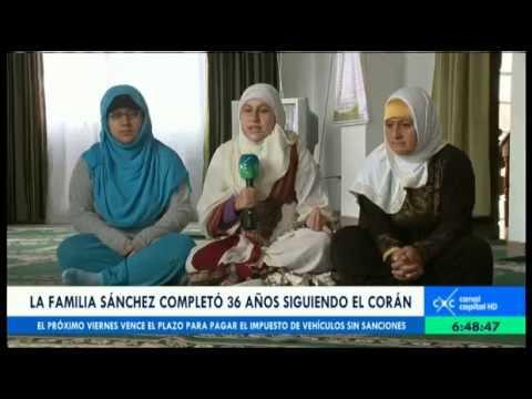La vida de una familia musulmana en Colombia