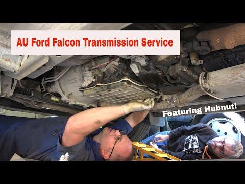 AU Ford Falcon/Fairmont Transmission Service Featuring