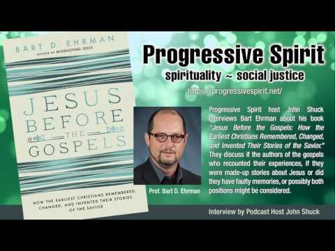 Progressive Spirit - Jesus Before the Gospels