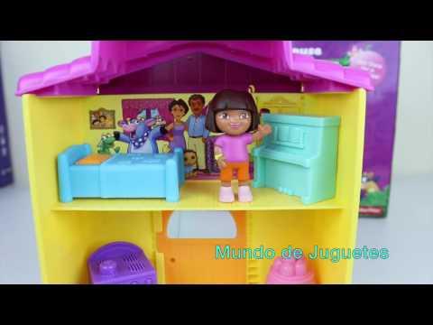 La Casa de Dora la Exploradora|  Dora la Exploradora en Español|Mundo de Juguetes