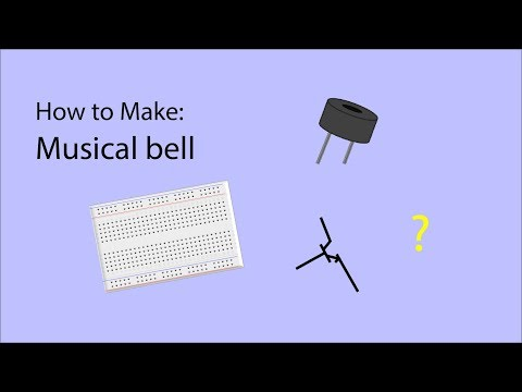 How to make: Musical bell