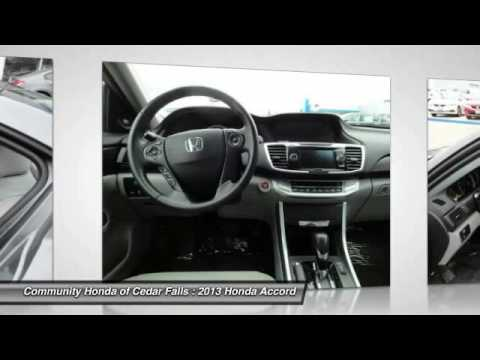 2013 Honda Accord Cedar Falls IA P3599