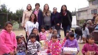 Regalando Sonrisas a la Niñez de San Miguel Totocuitlapilco