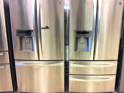 How to Properly Measure for a new Refrigerator - Fridge Refrigerators Counter Depth Measurements