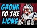 Rob Gronkowski Trade Rumors CONFIRMED