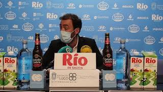 Video Pedro Rivero RP post Río Breogán - HLA Alicante playoff semifinal partido 1