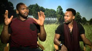 Jawn Murray Interviews Theodus Crane & Johnny Ray Gill About WGN's