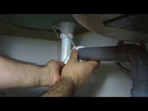 Solucion sencilla para eliminar el gorgoteo molesto del for Como eliminar cucarachas del desague
