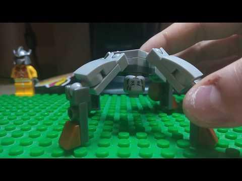 Лего фигурки SCP ужасы фантастика #3