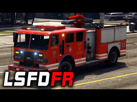 LSFDFR | E1 - Cardiopulmonary Resuscitation! (Firefighter)