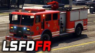 LSFDFR   E1 - Cardiopulmonary Resuscitation! (Firefighter)
