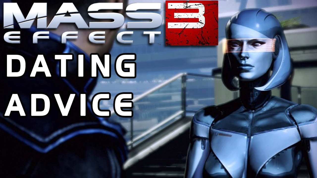 Mass effect 3 dating guide