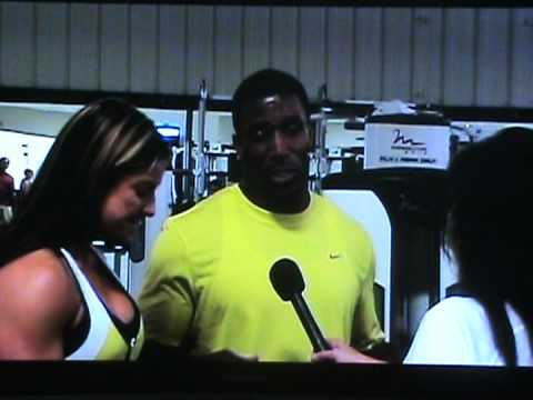Kansas City Personal Trainer Diana Chaloux interviews with Priest Holmes and Koy Detmer