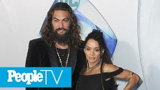 Aquaman's Jason Momoa Explains Why He And <b>Lisa Bonet</b> Are A ...