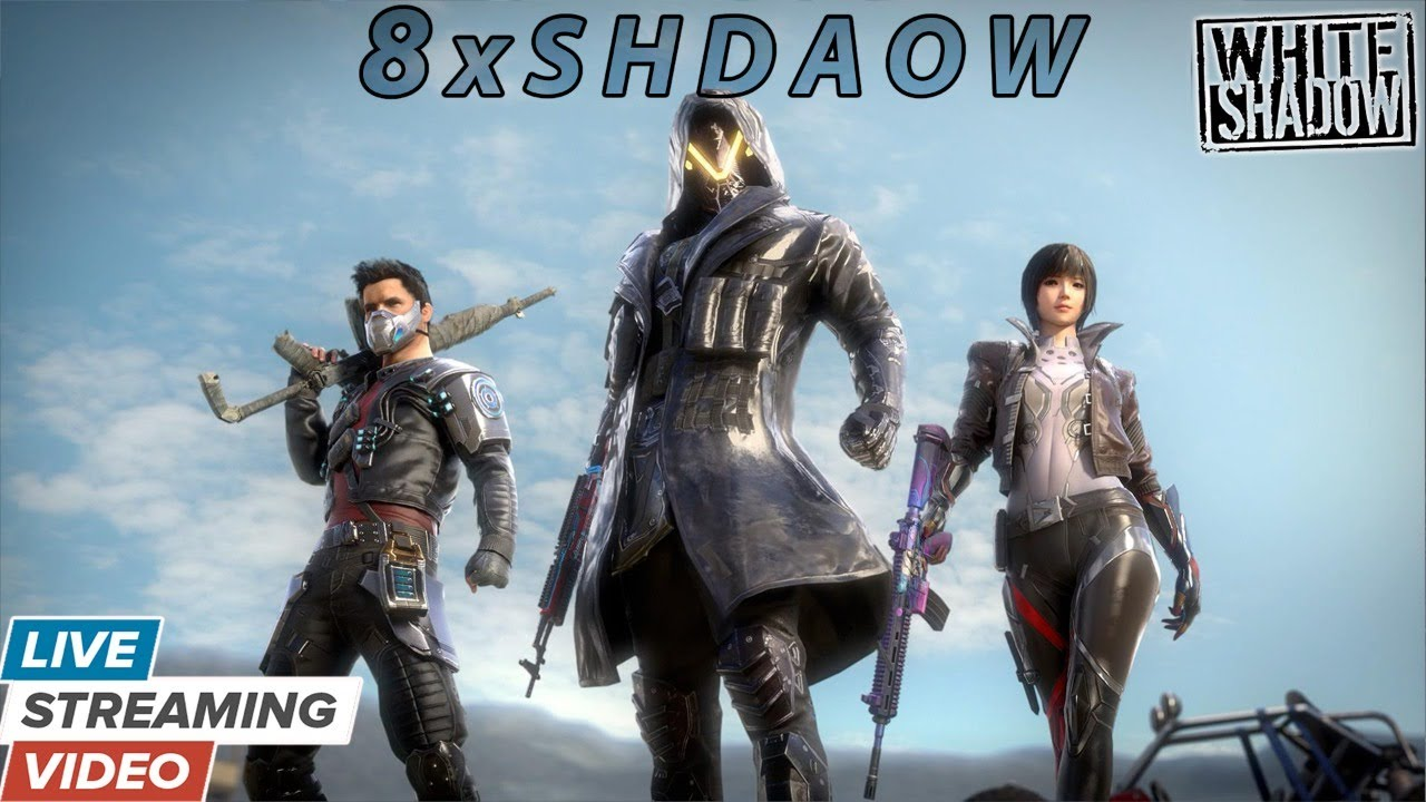 WHITE  SHADOW is [ LIVE ] - CAN I SURVIVE AFTER A 5 MONTH BREAK ON EMULATOR ?