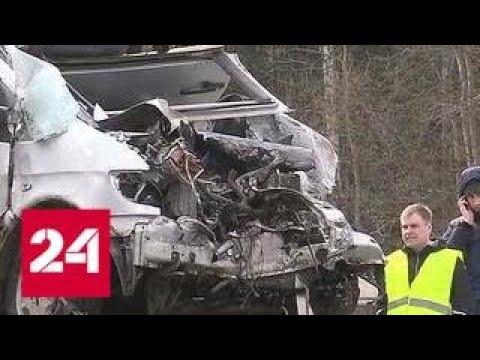 После страшной аварии на М4 Ространснадзор проверит всех перевозчиков на участке Тула - Москва - Р…
