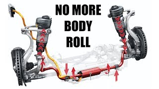 How Audi Is Eliminating Body Roll