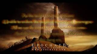Epochate - Chronicles Of A Dying Era